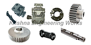 Textile Machinery Spare Parts Manufacturer India, Stenter Machine