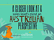 A Closer Look At A Sales Lead's Mind: An Australian Perspective
