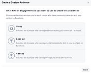 Facebook's Testing Out New 'Page Interactions' Ad Targeting Options