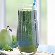 Spinach-Apple Juice Recipe