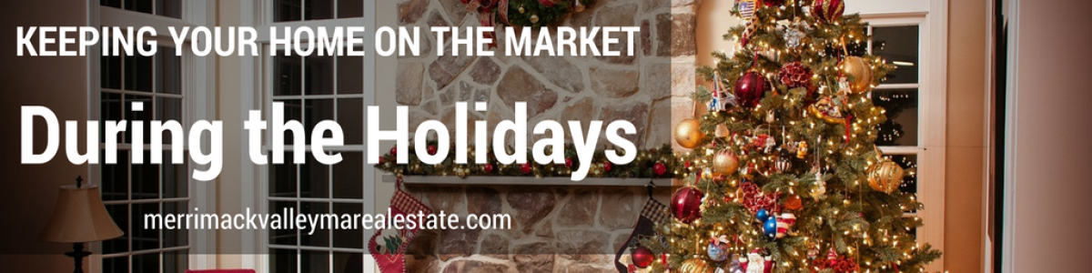 Headline for Should I Keep My Home on the Market During the Holidays