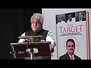 Mr. Suhel Seth's Speech on The Target Book Launch