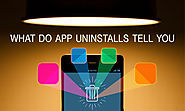 What Do App Uninstalls Tell You - TechJini