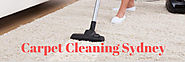 Professional Carpet Cleaning in Sydney – 5 rooms at just $149