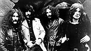 BLACK SABBATH hits list - the best of all time songs - LIST OF THE TOP