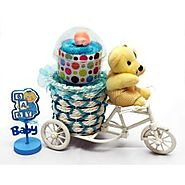 Welcome Little Champ Baby Hamper