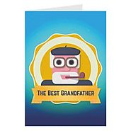 Personalised Grand-Father's Day Card