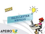 IELTS Letter Writing – TIPS