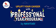 Uplift your career with Professional Year Program by Navitas!