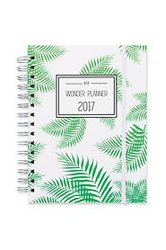 Wonder Planner 2017 (GREEN FOREST )