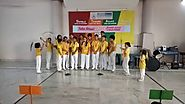 SBBPS Inter-House English Group Song Competition