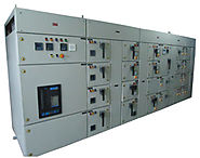 Electrical Control Panels Manufacturer