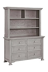 Munire Medford Hutch, Vintage Grey