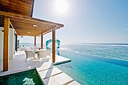 The Best Hotels are Located in the Maldives