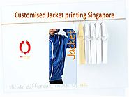 Customised Jacket Printing Singapore