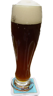 American Dark Wheat Ale