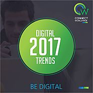 Trends That will Rule the Digital Realm in 2017 - Connectworldwide Blog