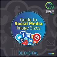 The Best Guide to Social Media Image Sizes - ConnectWorldwide