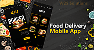 Food Delivery Mobile App Company