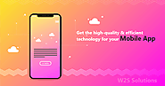 W2S Solutions- Best Mobile App Development Company