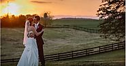 Blue Ridge mountain weddings in VA