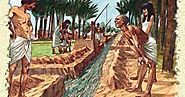 Ancient Egypt irrigation
