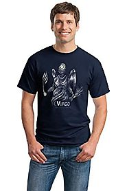 Virgo Astrology T-Shirt For Virile Virgos. Oooo, Are You Virile, Sexy Virgo?