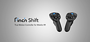 Finch Shift Universal VR Controllers gives Richer Interactive Experience