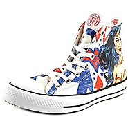 Converse Chuck Taylor Men's Sneaker DC Comics Wonder Woman
