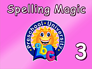 Spelling magic 3
