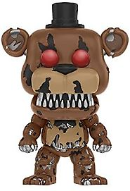 Funko Five Nights at Freddy's - Nightmare Freddy Toy Figure