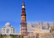 India Golden Triangle Tour Package with Royal Rajasthan