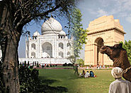 4 Day Golden Triangle Trip, Golden Triangle Tour Package India