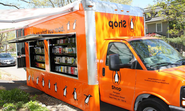Penguin Book Truck: Not Your Regular Conference Booth