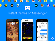 Game On: You Can Now Play Games on Messenger | Facebook Newsroom