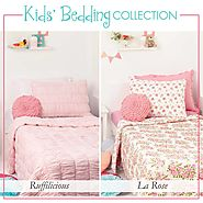 Shop Kids Bedding Sets Online At Little West Street