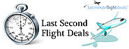 How To Find The Best Last Minute Flight Deals Online?