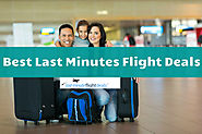 How to Find Best Last Minute Flight Deals?