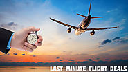 How To Find The Finest Last Minute Flight Deals?