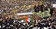 AIADMK Chief Jayalalitha passes away