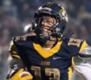 (CA) ATH Isaah Crocker (Inderkum) 6'3, 170