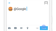 If You Tweet an Emoji at Google's Account, It Will Link to Local Search Results