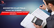 How Accounting in Australia Helps You Carve Out A Niche for Yourself?