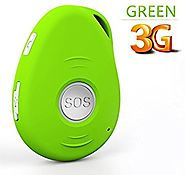 NEW! 3G VisionOne GPS Tracker & Personal Alarm -SOS Alarm, 2-way Talk, Fall Detection, Spy Mode, Geo-fence, Speed Ale...