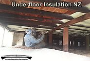 Underfloor Insulation NZ Provide Secure Home