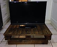 TV Stand Pallet