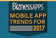 App Trends For 2017 [Infographic]