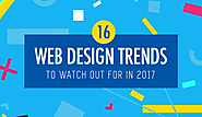 16 Web Design Trends to Watch Out for in 2017