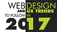 7 Web Design & UX Trends for 2017: Is Your Site Up to Date? [Infographic] - Red Website Design Blog