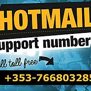 Hotmail Helpline Number Ireland +353-766803285